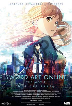 Sword Art Online Movie Ordinal Scale Ger Sub